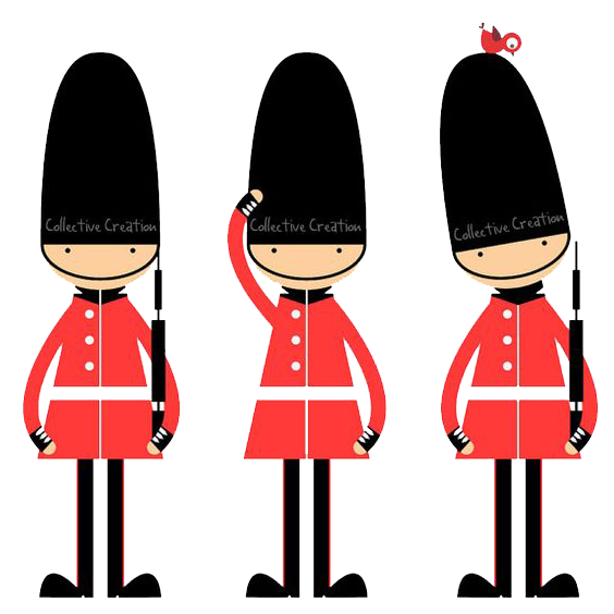 Royal guard clipart clip library Download Free png Download picture London queens guard royal ... clip library