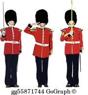 Royal guard clipart png transparent stock Royal Guard Clip Art - Royalty Free - GoGraph png transparent stock