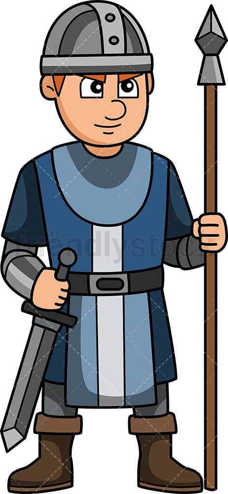 Royal guard clipart banner transparent Medieval Royal Guard | || Dressolini Family || in 2019 ... banner transparent
