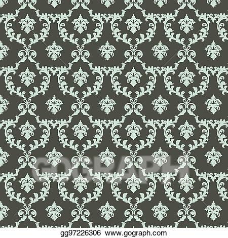 Royal pattern clipart clip art free stock Vector Art - Vintage royal classic ornament pattern. Clipart ... clip art free stock