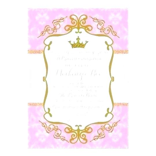 Royal princess baby shower invitation clipart template svg free stock royal princess baby shower invitations svg free stock