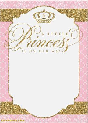 Royal princess baby shower invitation clipart template jpg royalty free Free Printable Princess Baby Shower Invitations Free ... jpg royalty free