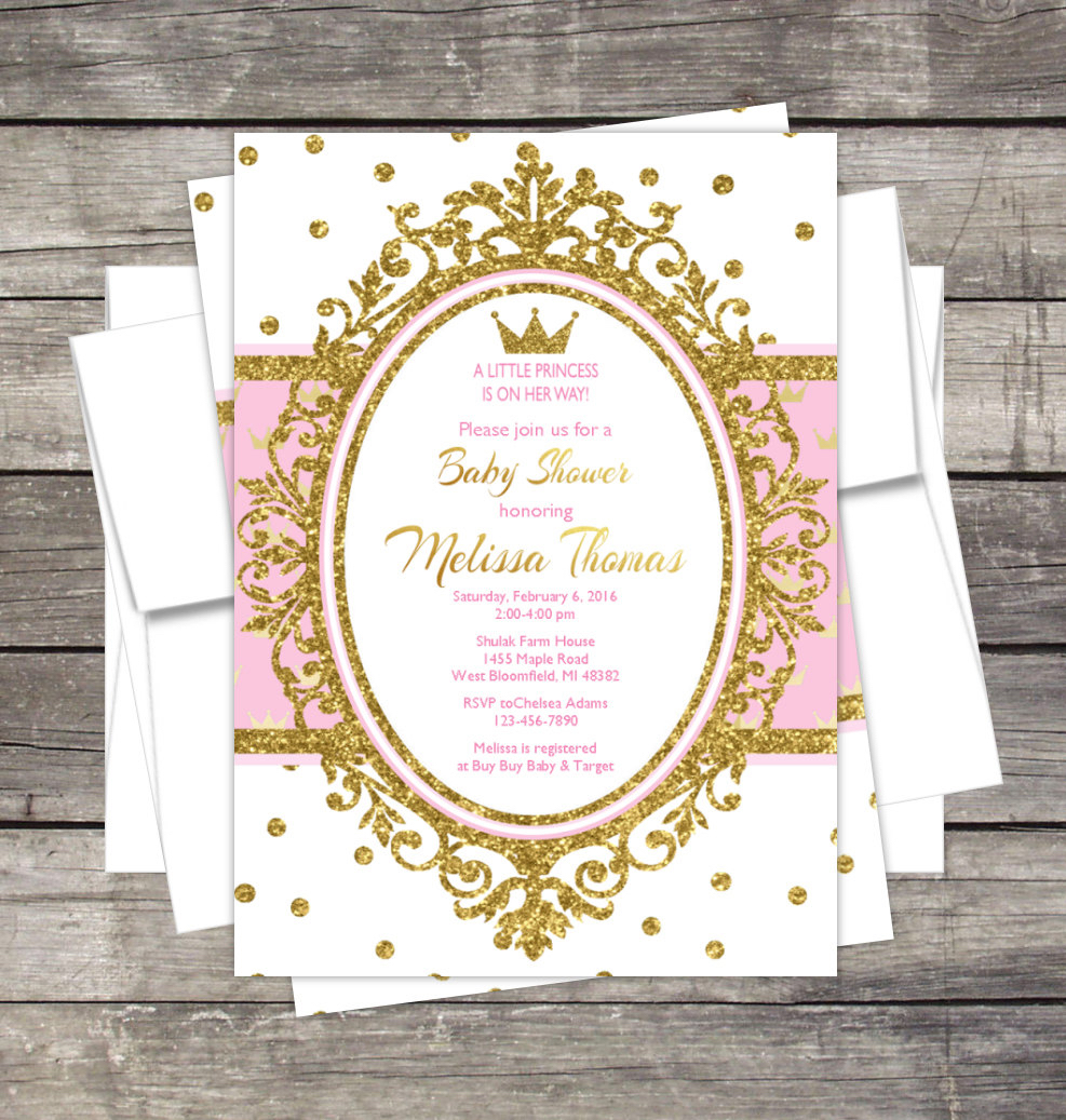 Royal princess baby shower invitation clipart template clipart transparent stock 25 Images of Princess Baby Shower Invitation Template Frame ... clipart transparent stock