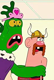 Royalmonster clipart clipart free library Uncle Grandpa\