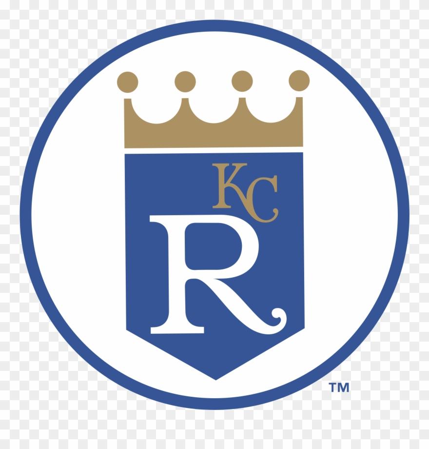 Royals logo clipart svg free stock Kansas City Royals 5 Logo Png Transparent - Old Kansas City ... svg free stock