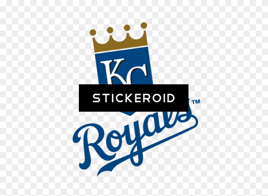 Royals logo clipart banner black and white download Kansas City Royals Logo - Kansas City Royals Vs Oakland ... banner black and white download