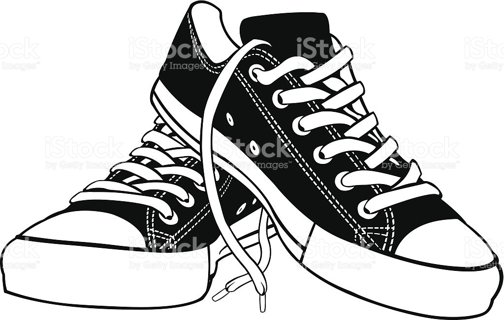 Royalty free clipart shoes clip stock 64+ Shoes Clipart | ClipartLook clip stock
