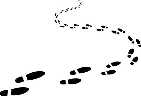 Royalty free footprint clipart freeuse stock 33 857 Footprints Cliparts Stock Vector And Royalty Free ... freeuse stock