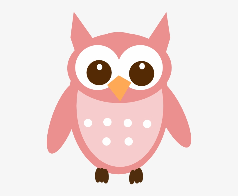 Royalty free owl clipart image royalty free download Rose Pink Owl Clip Art Vector Online Royalty Free ... image royalty free download
