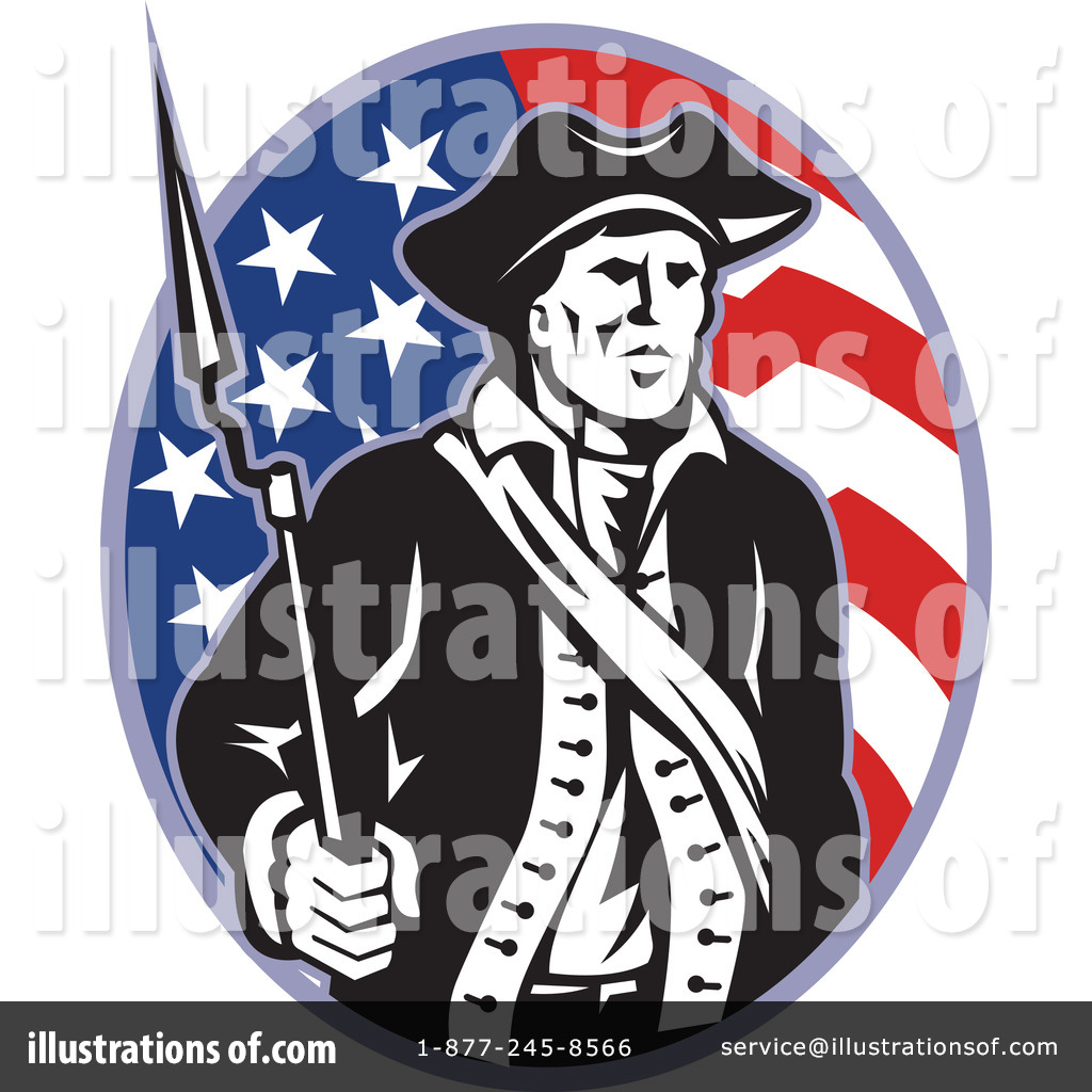 Partriot clipart vector free library Patriot Clipart #1099866 - Illustration by patrimonio vector free library