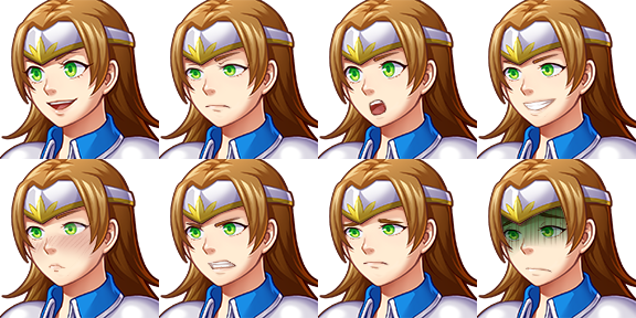 Rpg maker mv mouths cliparts