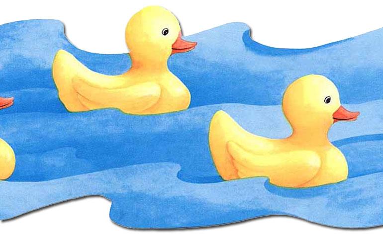 Rubber duck border clipart vector library stock 49+] Rubber Duck Wallpaper Border on WallpaperSafari vector library stock