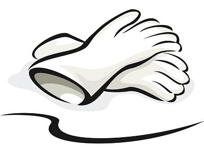 Rubber glove clipart png Rubber gloves clipart – Gclipart.com png