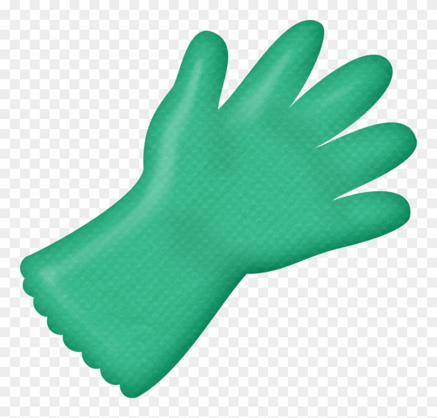 Rubber glove clipart svg library Glove Clipart Tool - Rubber Glove Clip Art - Png Download ... svg library