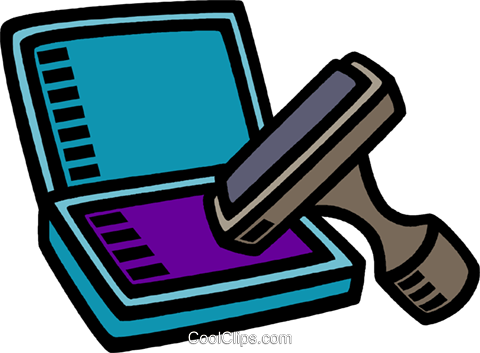 Rubber stamps clipart graphic stock Rubber stamp clipart » Clipart Station graphic stock