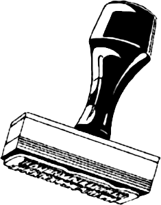 Rubber stamps clipart vector library Rubber stamp clipart » Clipart Portal vector library