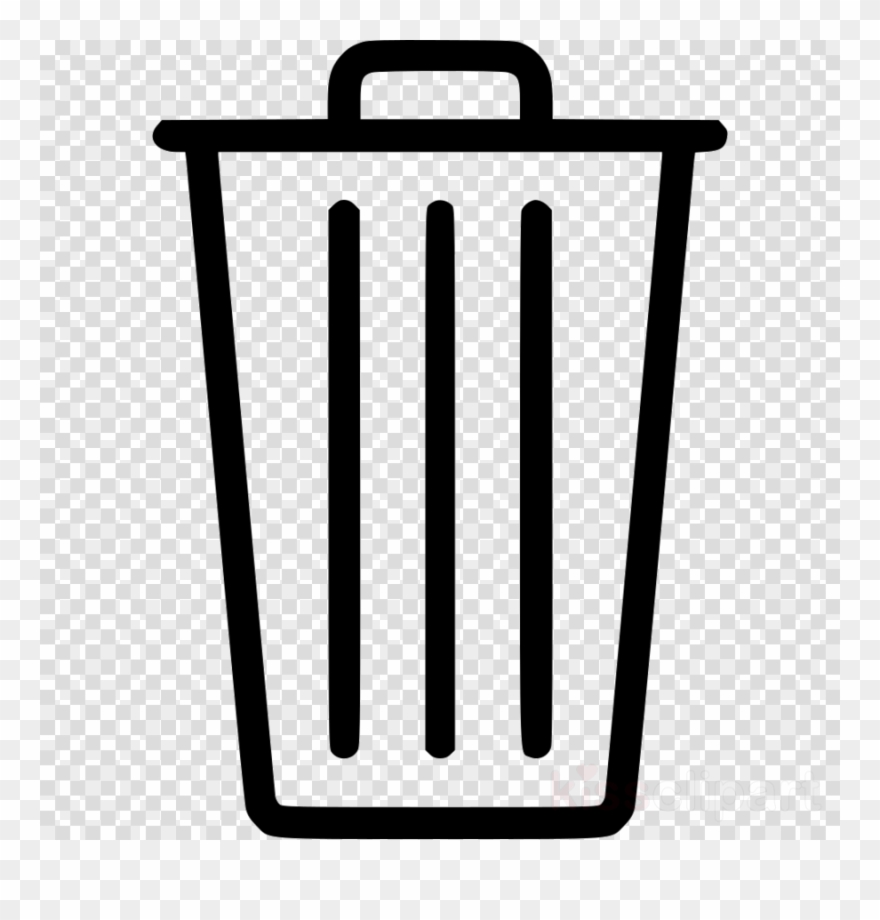 Trach can clipart image freeuse Trash Vector Png Clipart Rubbish Bins & Waste Paper - Trash ... image freeuse
