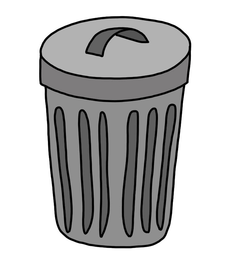 Rubbish bin clipart freeuse download How to Doodle Rubbish Bin - IQ Doodle School freeuse download