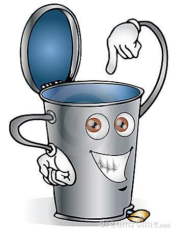 Rubbish bin clipart clip art free stock Rubbish bin clipart 5 » Clipart Station clip art free stock