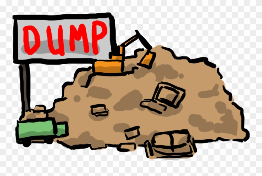 Rubbish dump clipart svg freeuse library Garbage Dump Clipart (#1592226) - PinClipart svg freeuse library