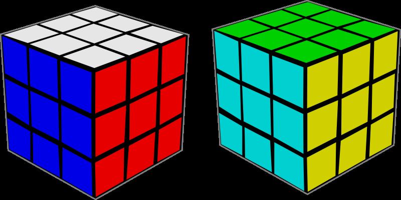 Rubix clipart clip download Free Clipart: Rubik\'s Cube   Rfc1394 clip download