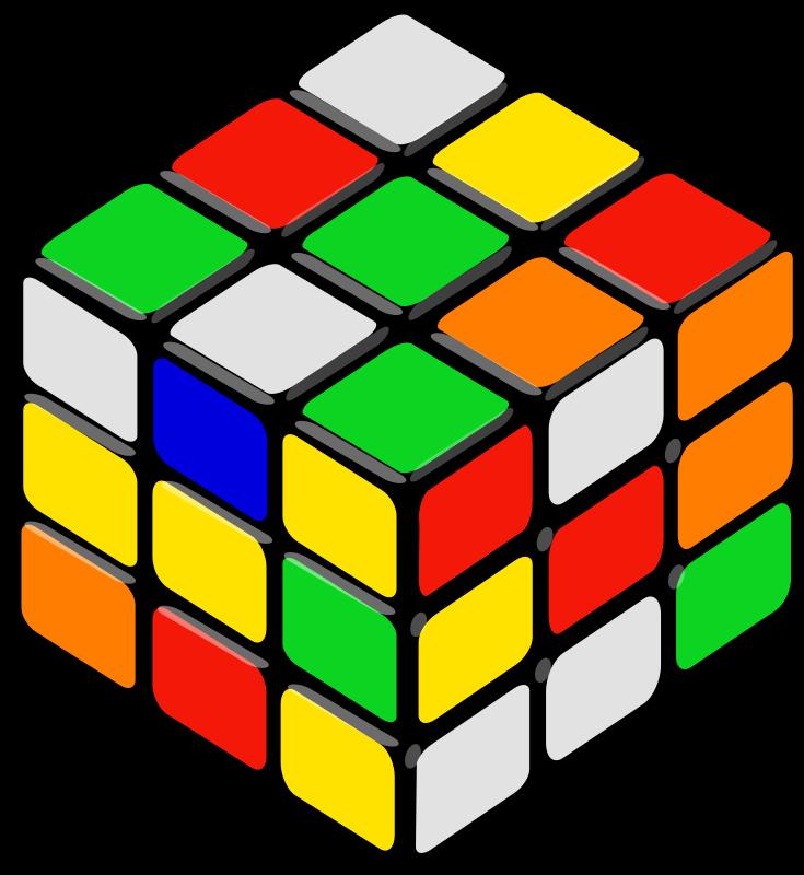 Rubix clipart