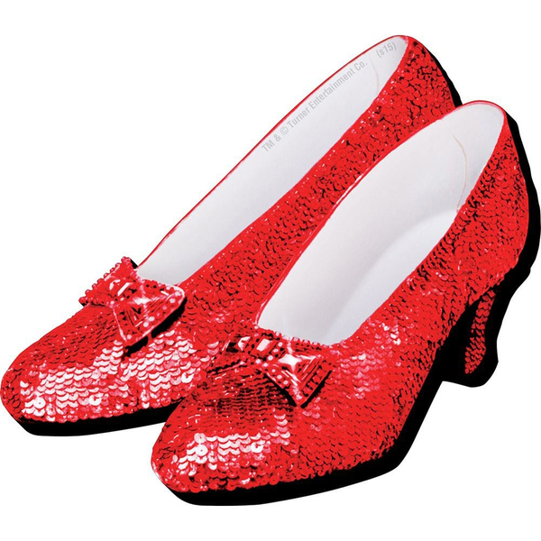 Ruby red slipper clipart jpg transparent Wizard Of Oz Ruby Slippers Clipart   Free Images at Clker ... jpg transparent