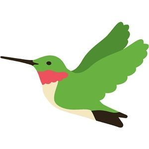 Ruby throated hummingbird clipart png black and white download Ruby throated hummingbird clipart 7 » Clipart Portal png black and white download