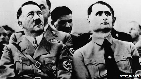 Rudolf hess clipart banner black and white stock To the Front Fighters of the World by Rudolf Hess | Die ... banner black and white stock