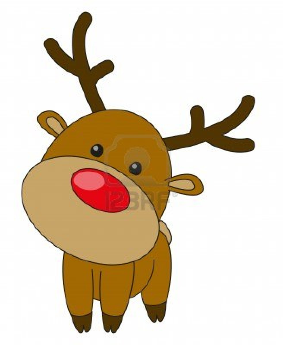 Rudolph head clipart banner freeuse library Rudolph head clipart 6 » Clipart Station banner freeuse library