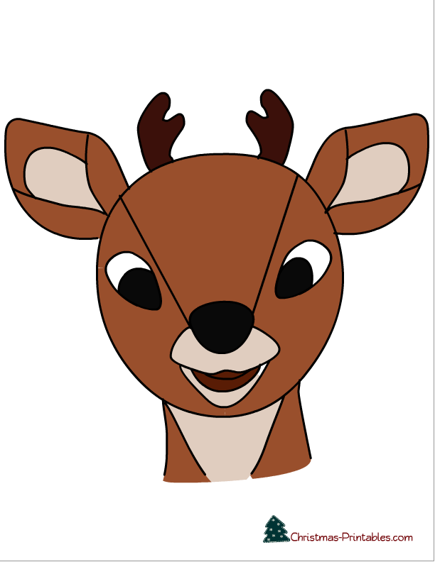Rudolph nose clipart picture black and white download Rudolph Nose Clipart - Clip Art Library picture black and white download