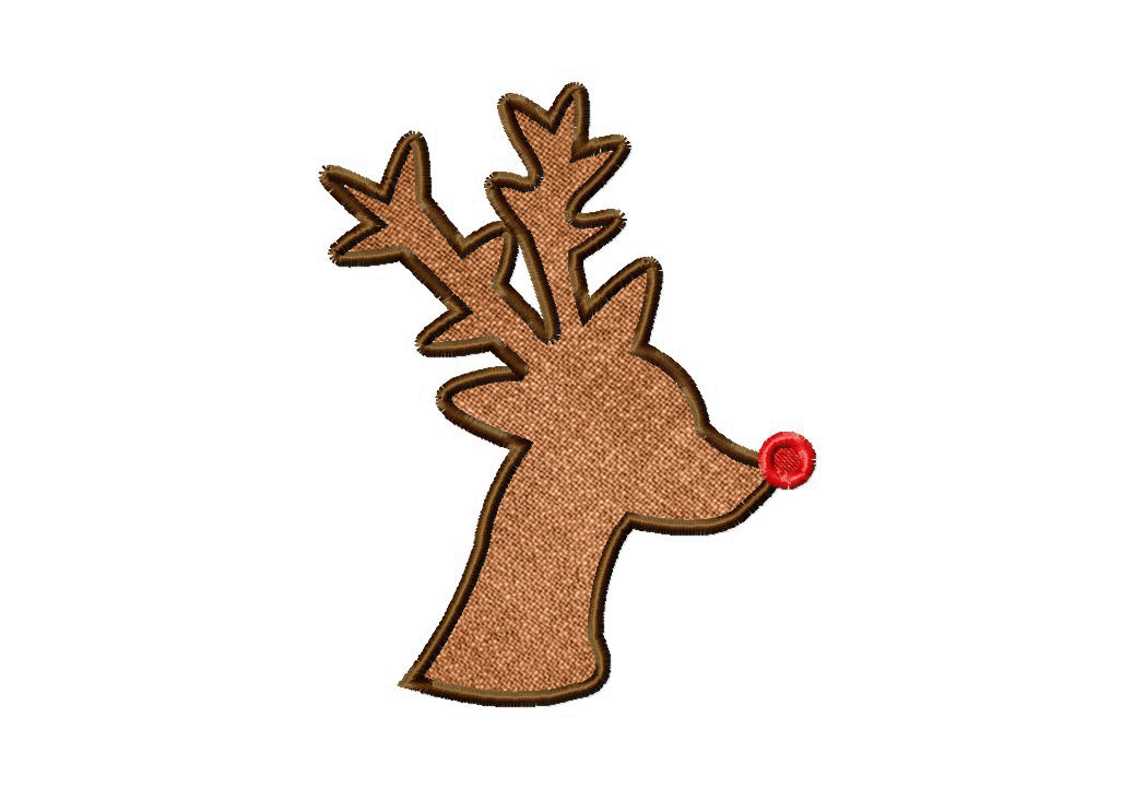 Rudolph silhouette clipart picture library Free Rudolph The Red Nosed Reindeer Silhouette, Download ... picture library