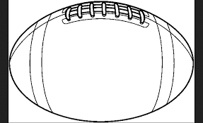 Rugby clipart black and white jpg transparent library Image result for clipart black and white rugby ball ... jpg transparent library