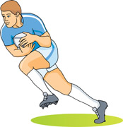 Rugby clipart images banner freeuse stock Sports Clipart - Free Rugby Clipart to Download banner freeuse stock