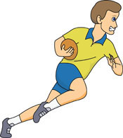 Rugby clipart images clip art free Sports Clipart - Free Rugby Clipart to Download clip art free