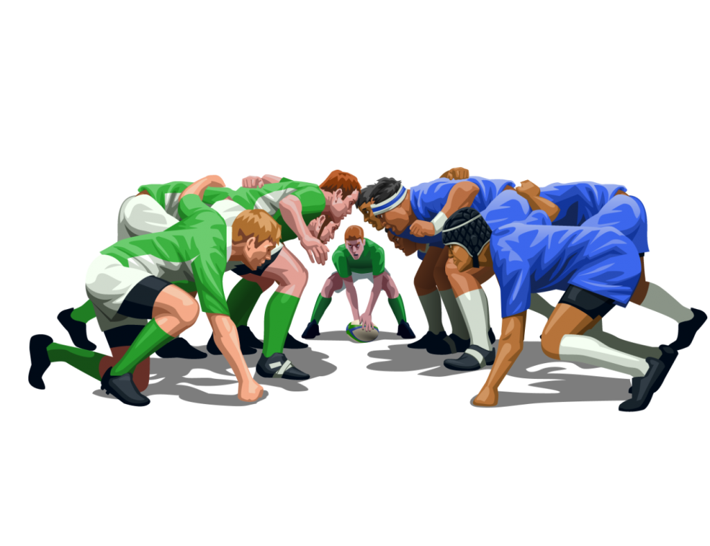 Rugby scrum clipart graphic free stock Download Free png rugby scrum 2015 | Rugby | Pinterest ... graphic free stock