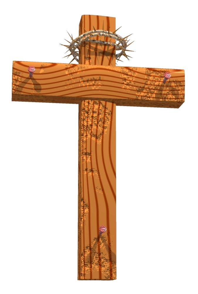 Rugged clipart jpg transparent stock Rugged Wood Cross 19 Trendy Bible Educational Clip Art ... jpg transparent stock