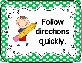 Rules and procedures clipart jpg royalty free library Kindergarten Kids At Play: Management Monday: Classroom ... jpg royalty free library