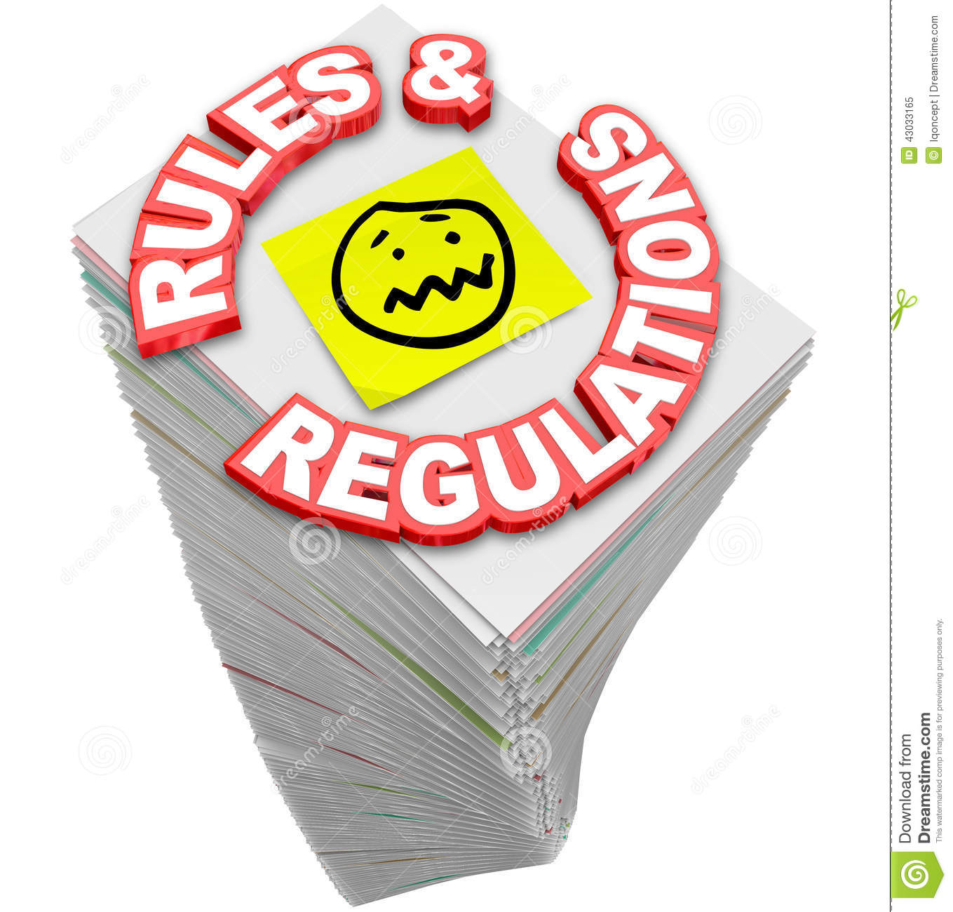 Rules and regulations clipart graphic library library Rules Regulations Paperwork | Clipart Panda - Free Clipart ... graphic library library
