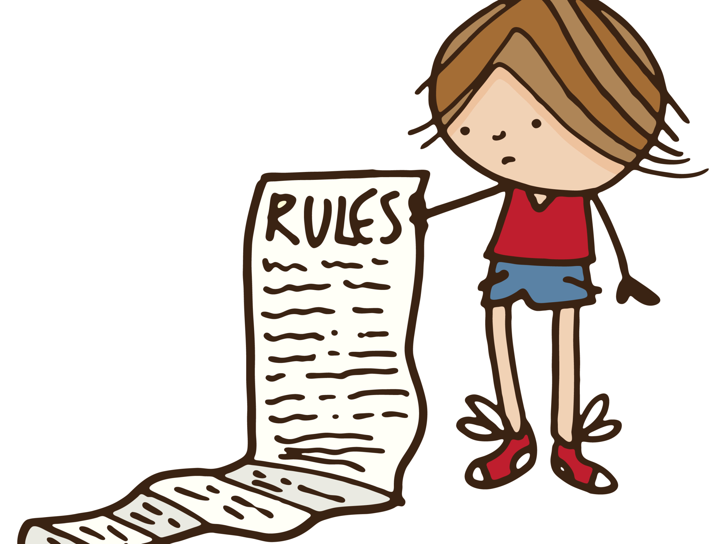 Rules for christian living black & white clipart clip art freeuse Christianity is not an Agreement to Keep a List of Rules ... clip art freeuse