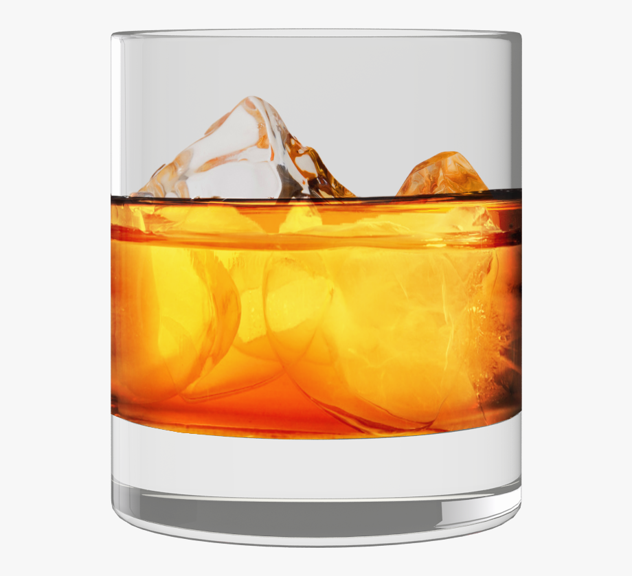 Whiskey old fashioned clipart black and white banner royalty free download Whiskey Glass Png Clip Art - Rum Drink Transparent ... banner royalty free download