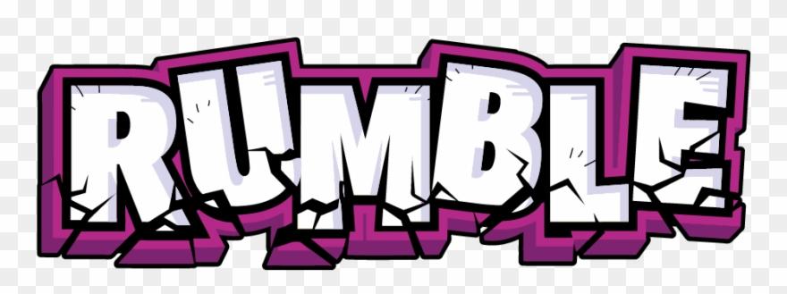 Rumble clipart banner download Rumble Logo Clipart (#1426539) - PinClipart banner download