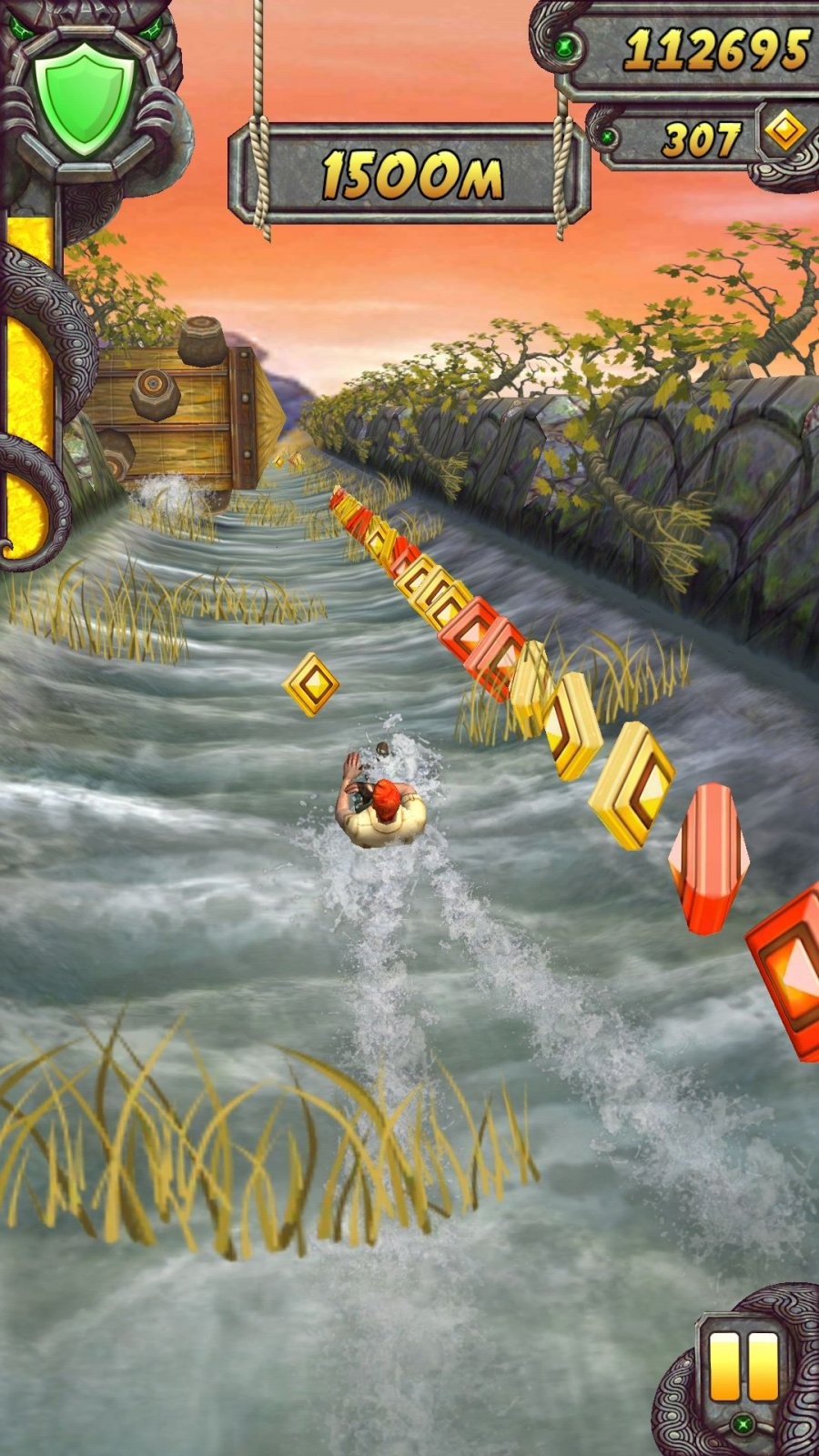 Run 2 clip art transparent Temple Run 2 1.35 for Android - Download clip art transparent