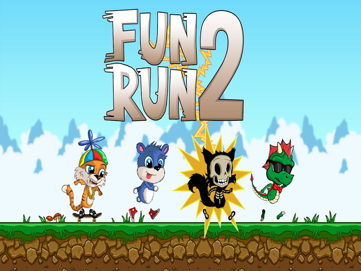 Run 2 image Fun Run 2 - Multiplayer Race - Android Apps on Google Play image