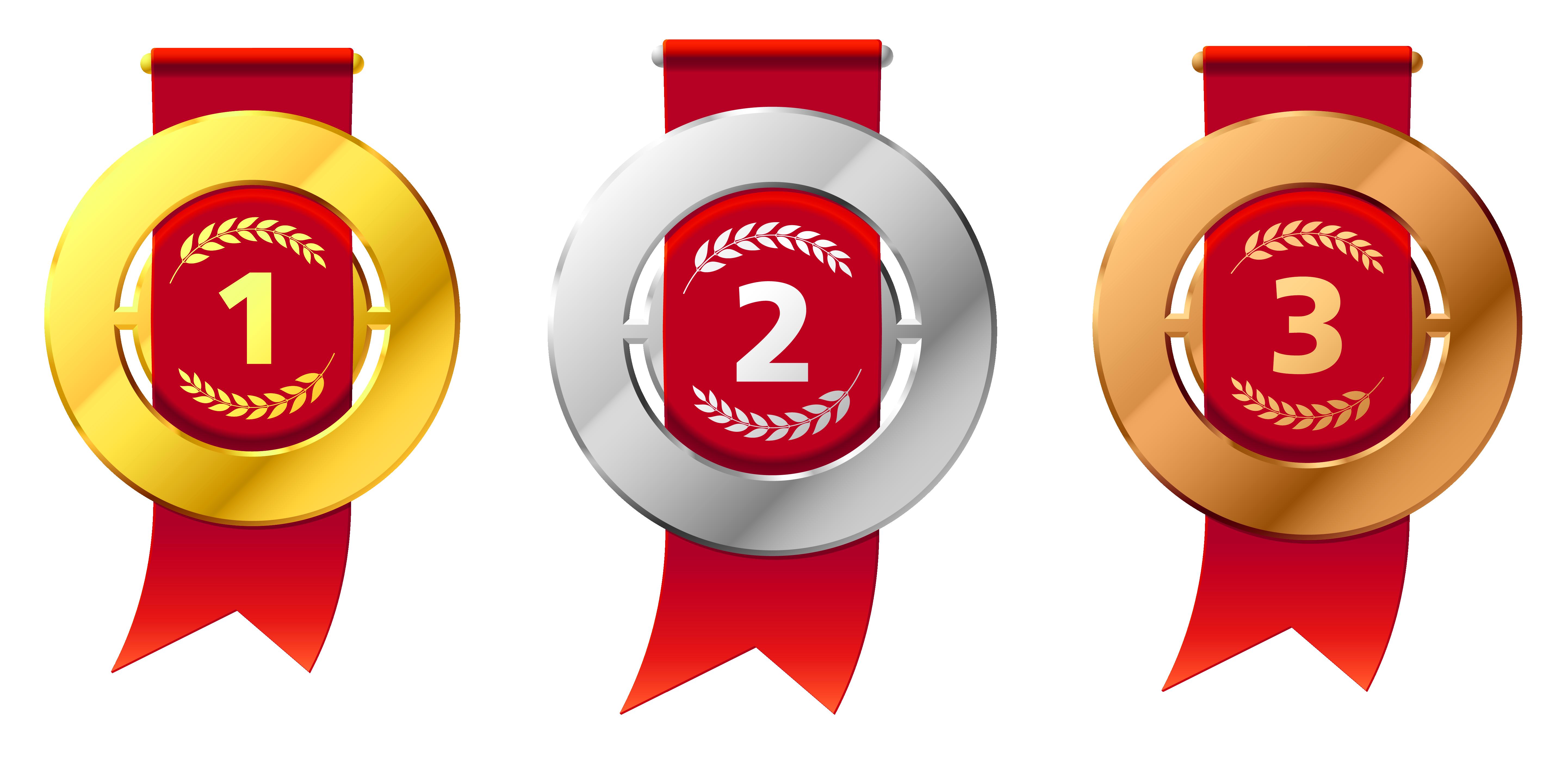 Runner gold medalist clipart jpg freeuse Free Medals Images, Download Free Clip Art, Free Clip Art on ... jpg freeuse