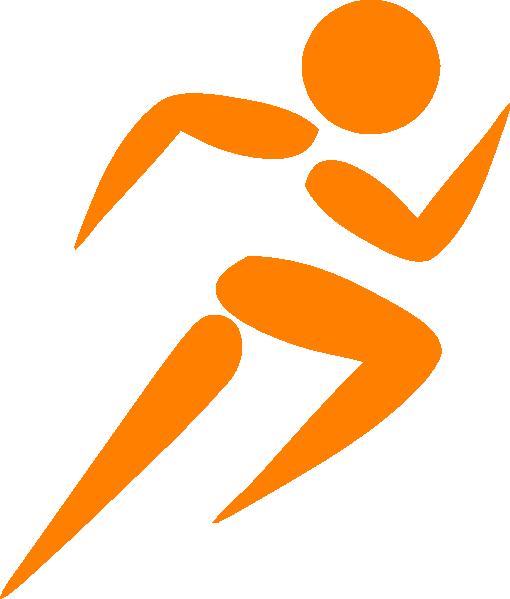 Runner jumper clipart graphic freeuse library Running Clip Art at Clker.com - vector clip art online ... graphic freeuse library