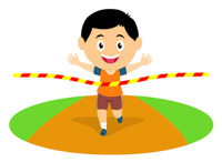 Runner jumper clipart picture free download Sports Clipart - Free Track and Field Clipart to Download picture free download