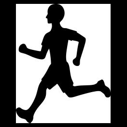Runner jumper clipart clip art freeuse stock Runner Silhouette FREE SVG | SVG Files | Silhouette clip art ... clip art freeuse stock
