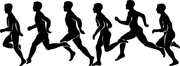 Runner pictures clip art image royalty free library Runners Clip Art & Runners Clip Art Clip Art Images - ClipartALL.com image royalty free library