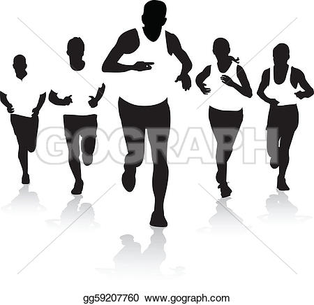 Runner pictures clip art picture stock Runner Clip Art - Royalty Free - GoGraph picture stock
